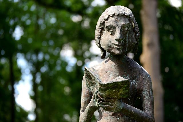 Sculpture, Monument, Anna Park, Kirchhain