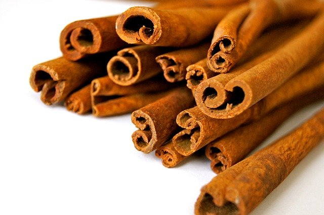 Cinnamon, Cinnamon Stick, Rod, Kitchen, Spice, Raw