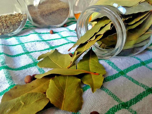 Bay Leaf, Spices, Cooking, Kitchen, Pepper, Dish, Bay