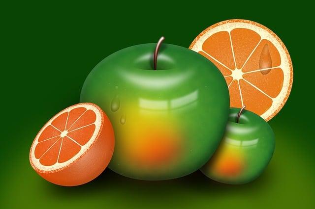 Apple, Fruit, Kitchen, Healthy, Vitamins, Nutrition