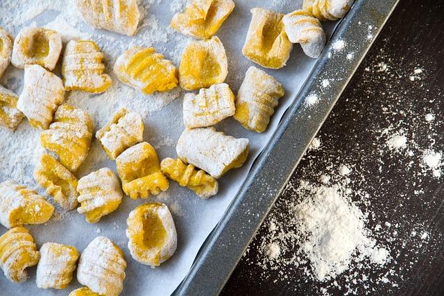 Food, Greet, Wallpaper, Gnocchi, Kitchen, Italiana