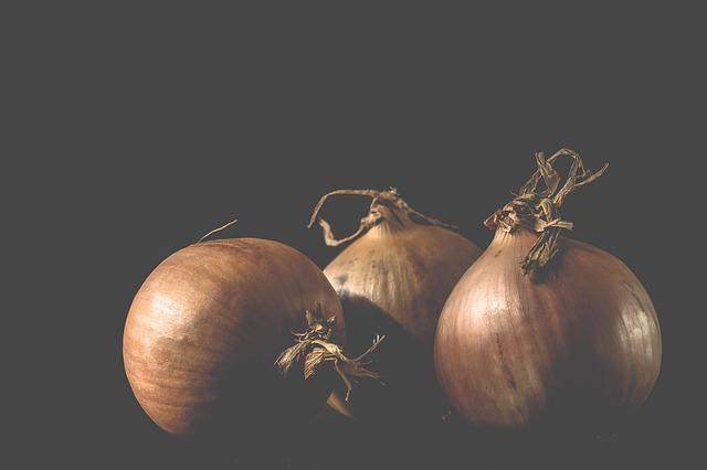 Onions, Food, No Person, Vegetable, Kitchen, Still Life