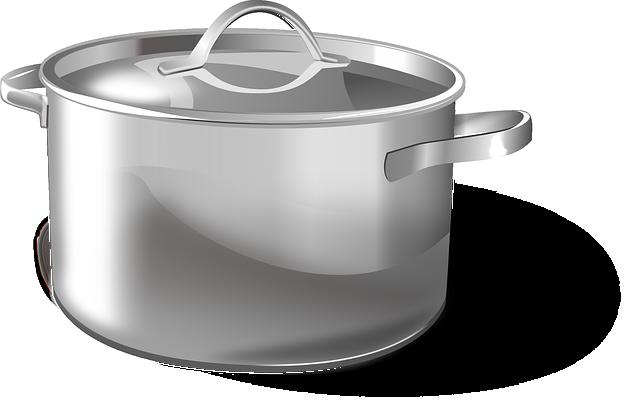 Cooking Pot, Sauce Pan, Pot, Cooking, Kitchen
