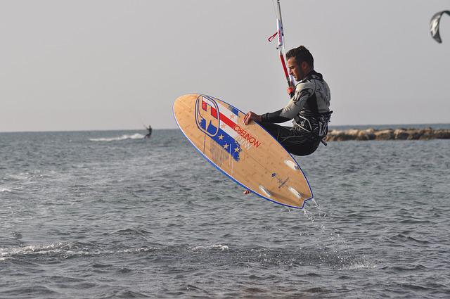 Kiteboarding, Surf, Newera, Sea