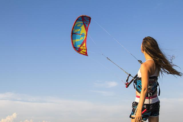 Montenegro, Kitesurfing, Kiteboarding, Kitesurfer