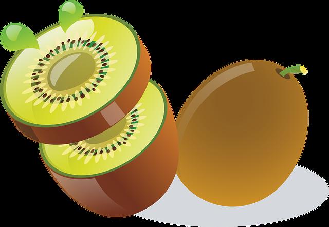 Actinidia Deliciosa, Kiwi, Chinese Strahlengriffel