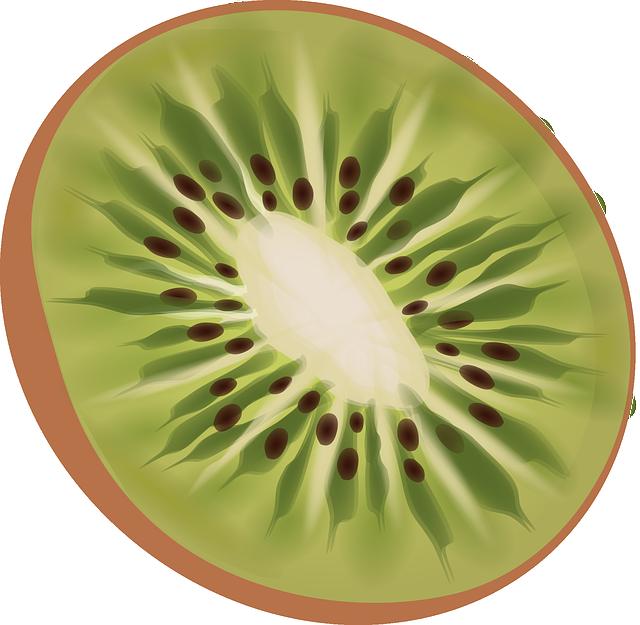 Kiwi, Fruit, Fresh, Green, Tasty, Food, Dessert, Diet