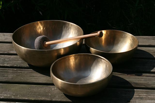 Bowls, Klankschaal, Knocker, Sound, Music