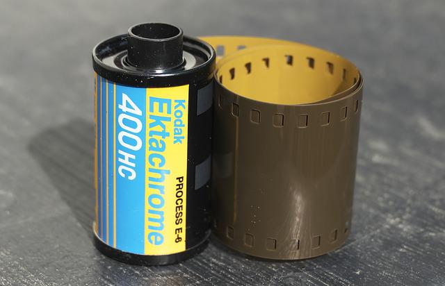 Film Roll, Kleinbild Film, Filmstrip, Negative Movie