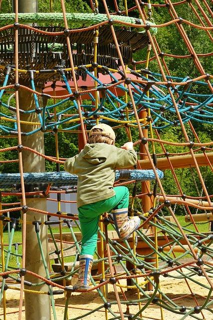 Playground, Klettergerüst, Children's Playground