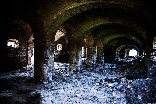 Monastery, Kloster, Historic, Church, Ruin, Religion