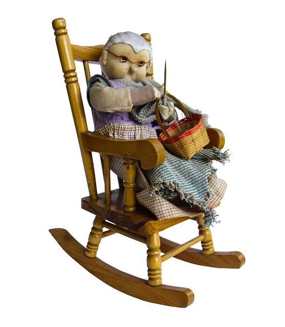 Grandma, Grandmother, Exemption, Crochet, Knit