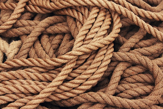 Ship Traffic Jams, Rope, Dew, Cordage, Knitting, Strand