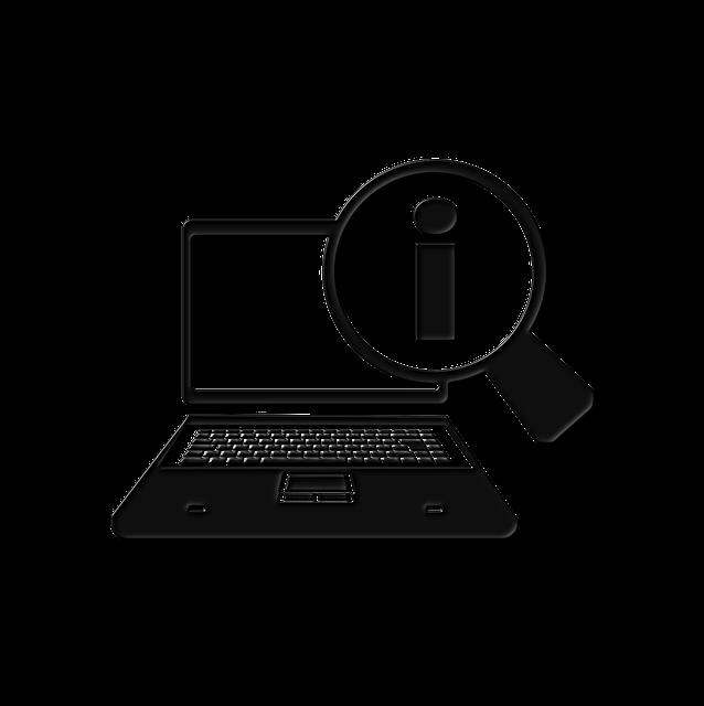 Laptop, Knowledge, Information