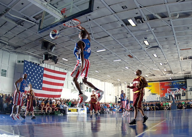 Basketball, Harlem Globetrotters, Famous, Known