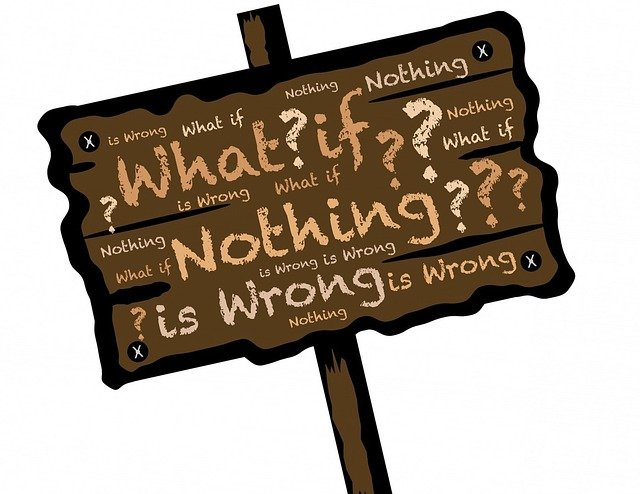 Nothing, Wrong, Sign, Question, Zen, Koan, Secure