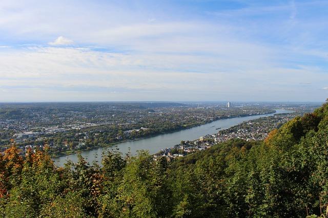 Dragon Rock, Königswinter Germany, Siebengebirge, Rhine