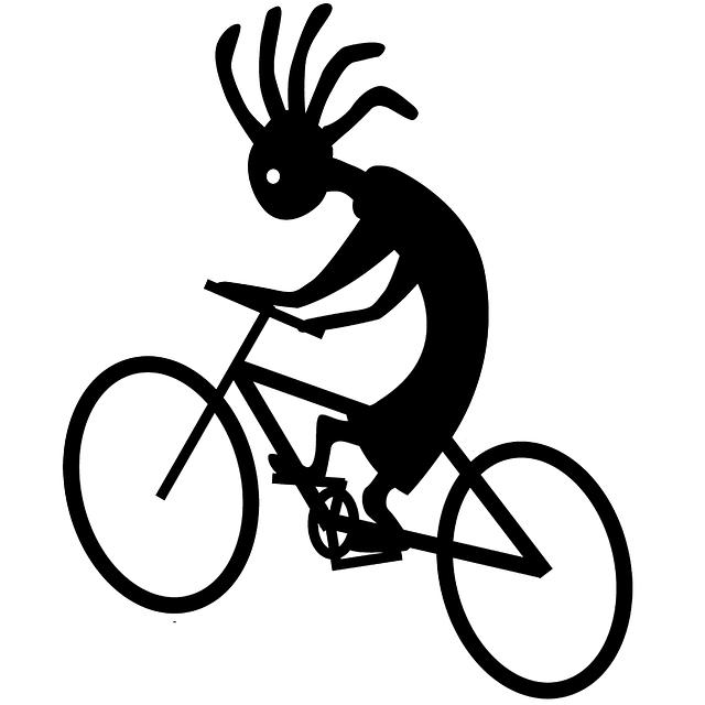 Kokopelli, Mountain Bike, Mtb