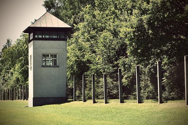 Konzentrationslager, Dachau, Watchtower, History