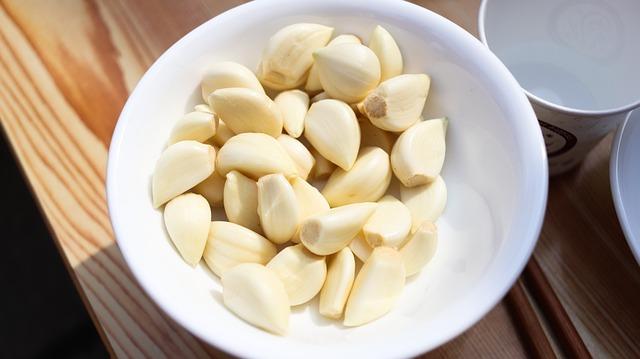 Garlic, Food, Seasoning, Korea, Korea Food