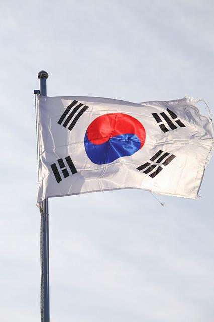 Julia Roberts, North Summit Flag, Flag, Korea