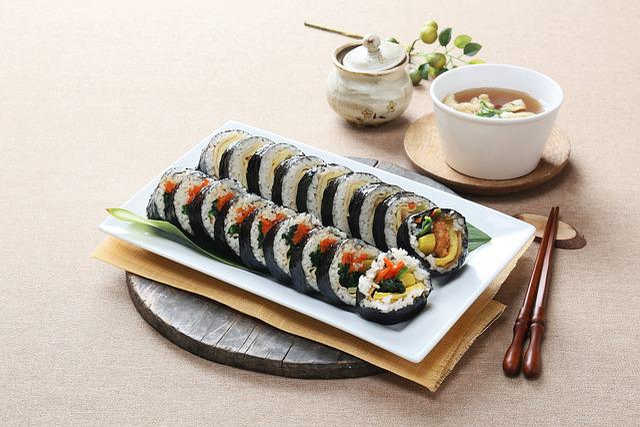 Food Photography, Korean, Kim Rice, Yeongdeungpo Very