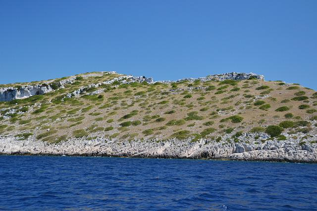 Kornati Islands, Croatia, Coast, Island, Adriatic Sea