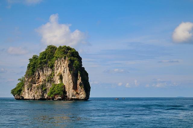 Phi Phi Islands, Krabi, Thailand, Ao Nang, Aonangtravel