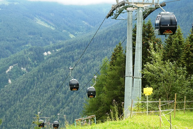 Kreuzjochbahn, Cableway, Reached, Schlick 2000, Austria