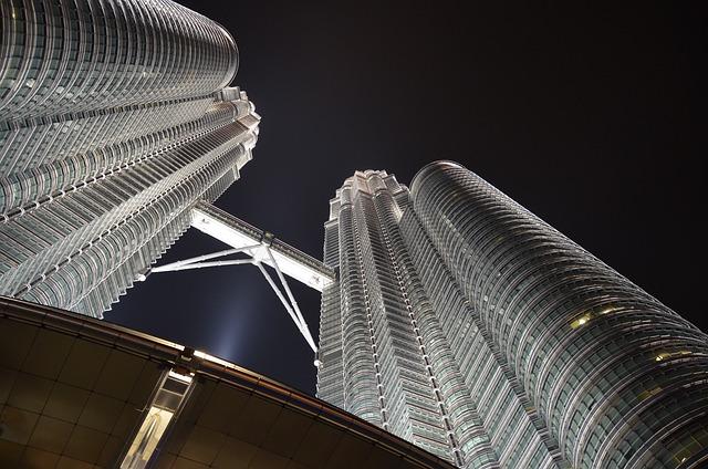 Petronas, Petronas Towers, Kuala Lumpur, Malaysia