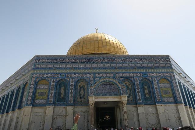 Jerusalem, Kubbetu's Sahara, Architecture, Building