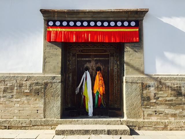 Kumbum Monastery, Qinghai, Temple, Tibetan Buddhism