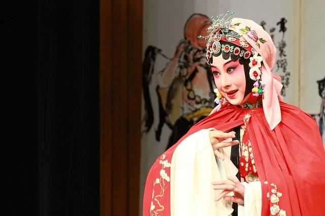 Kunqu Opera, The Peony Pavilion, Tsing Yi, Du Liniang