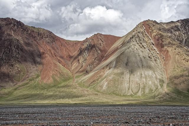 Kyrgyzstan, Rock, Rock Informaton, Color, Nature