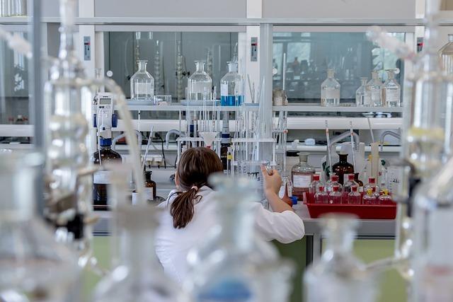 Chemist, Laboratory, Analysis, Chemistry, Research