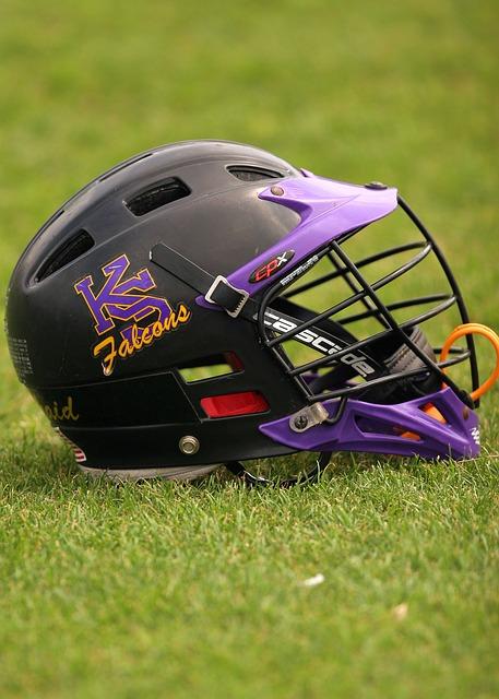 Lacrosse, Lacrosse Helmet, Uniform, Sport, Competition