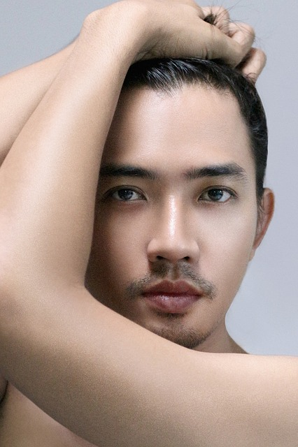 Lad, Face, The Person, Men's, Thailand, Model