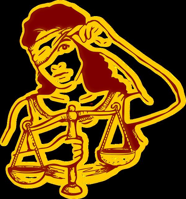 Blindfolded, Injustice, Justice, Lady