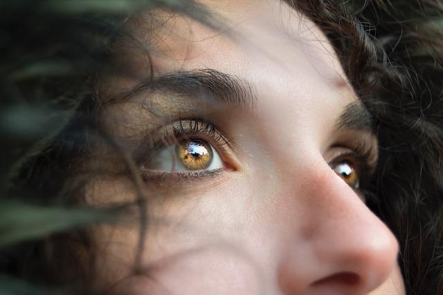 People, Lady, Woman, Eyes, Brown, Pupil, Iris, Nose