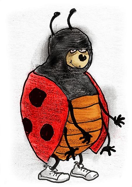 Lucky Ladybug, Luck, Lucky Charm, Ladybug, Beetle