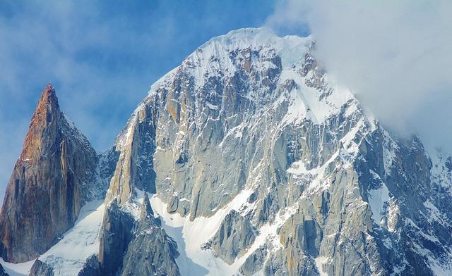Ladyfinger, Mountain, Pakistan, Adventure, Asia