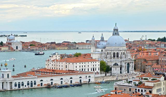 Venice, Lagoon City, Venezia, Church