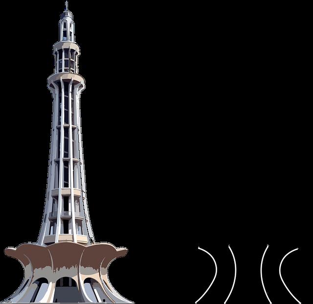 Minar-e-pakistan, Lahore, Punjab, Pakistan, 23march