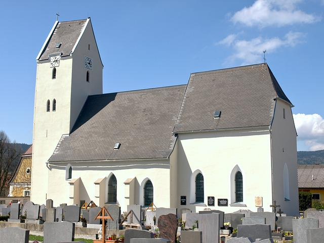Münichreith, Laimbach, Hl Nikolaus, Parish Church