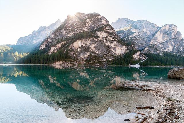 Lake, Alpine Lake, Water, Bergsee, Mountains, Nature