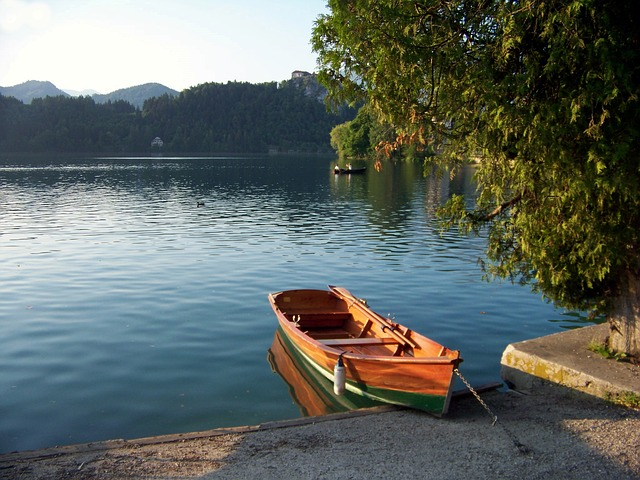 Lake Bled, Karawanken, Slovenia, The Gorenjska Region