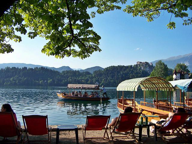 Lake Bled, Chill Out, Slovenia, The Gorenjska Region