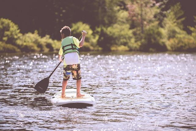 Boy, Child, Fun, Kid, Lake, Leisure, Life Vest