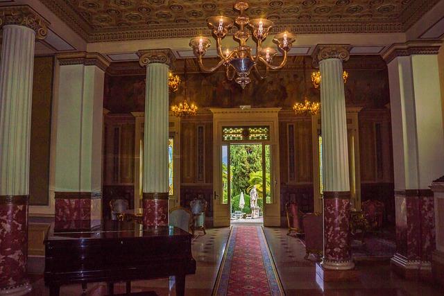 Sirmione, Villa Cortine Palace, Lake Garda, Italy