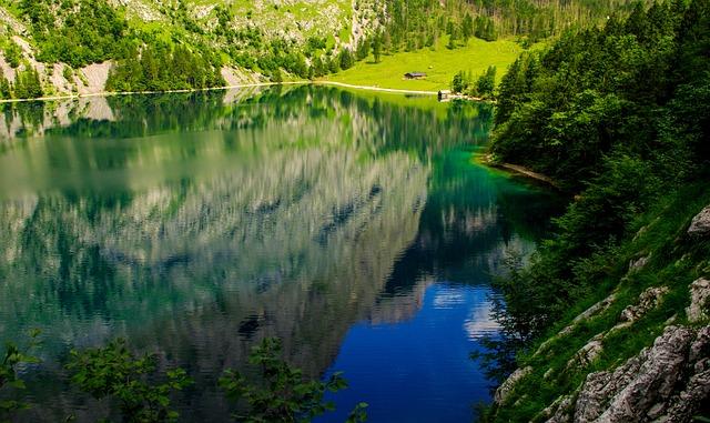 Germany, Koniegssee, Lake